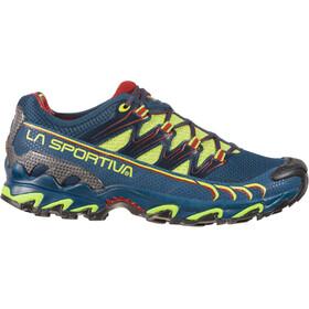La Sportiva Ultra Raptor - Zapatillas running Hombre - rojo/azul